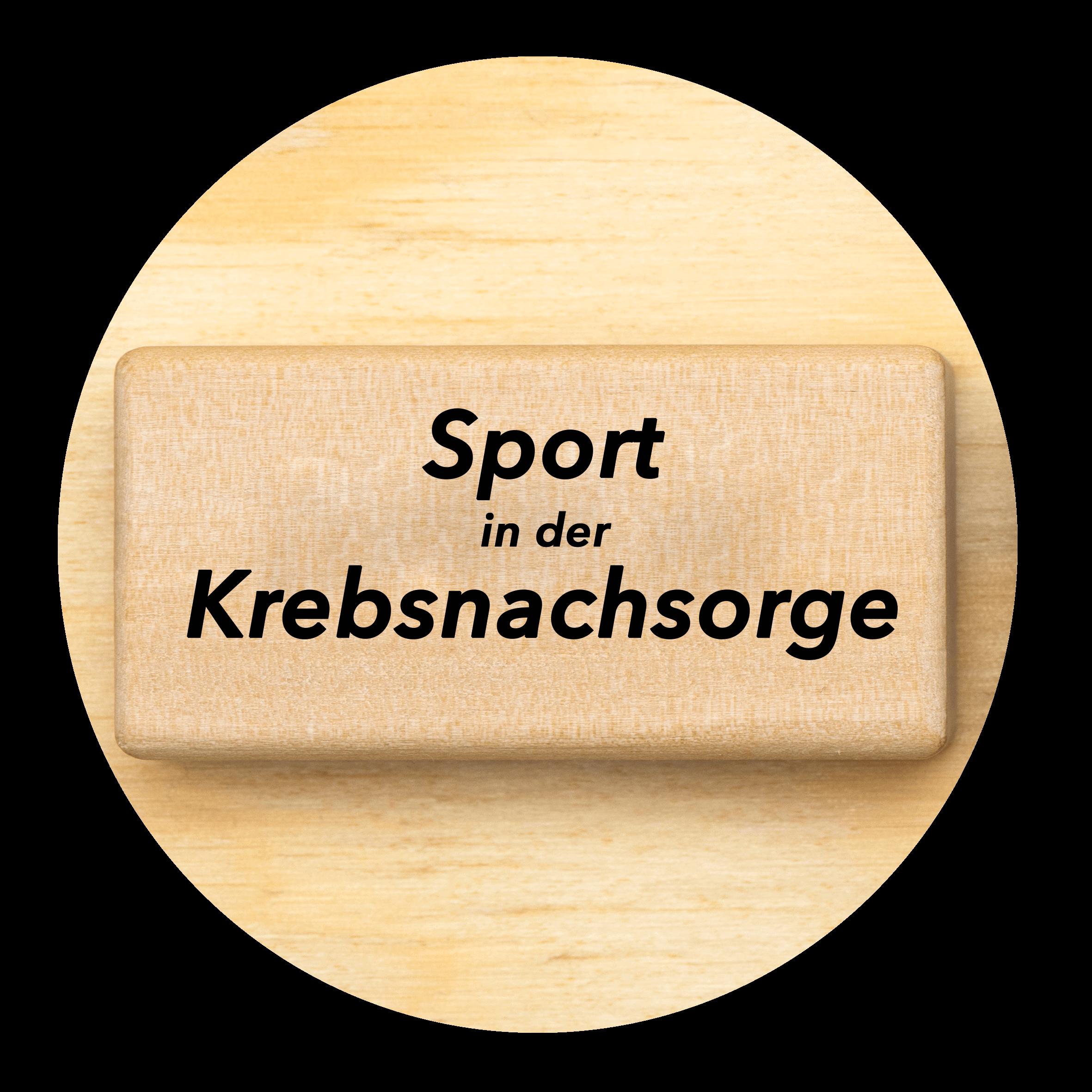 SV GW Steinhausen Krebsnachsorge